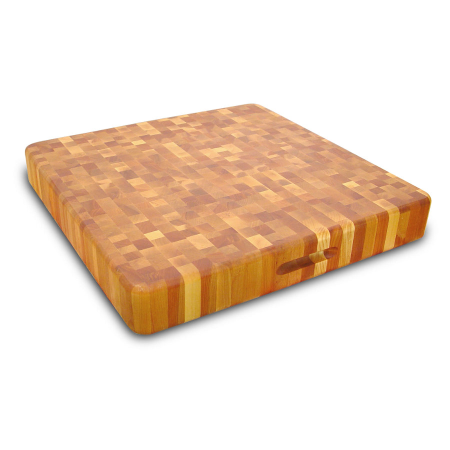 Catskill Super Slab End Grain Chopping Block Model 12020