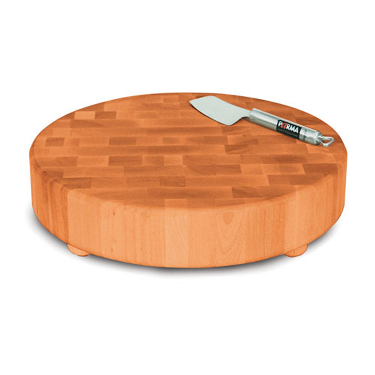 Round Slab Cutting Board by Catskill
