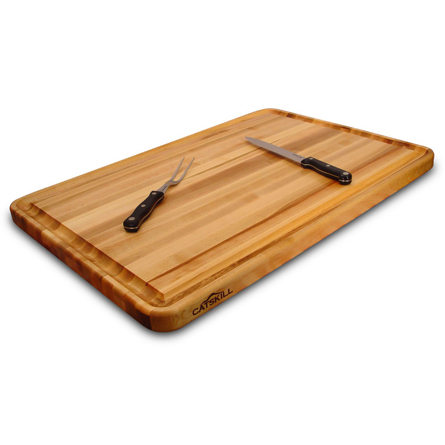 Catskill Pro Series Extra-Large, Grooved Cutting Board - 30
