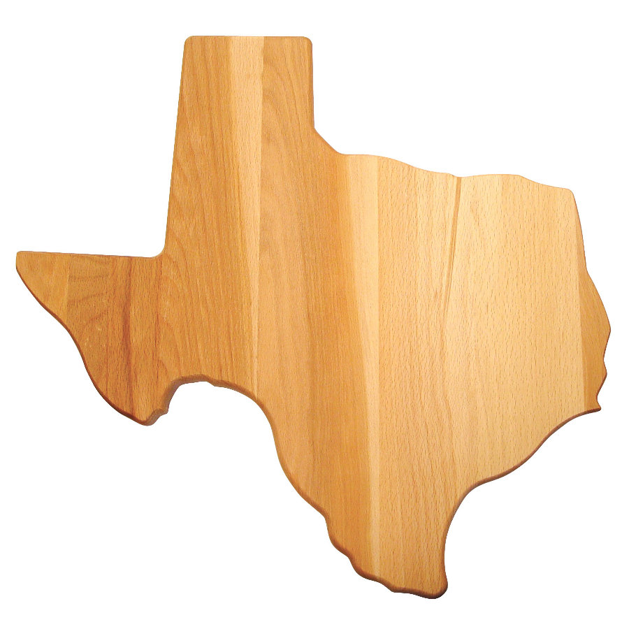 Catskill's Texas-Shaped Cutting Board - 16