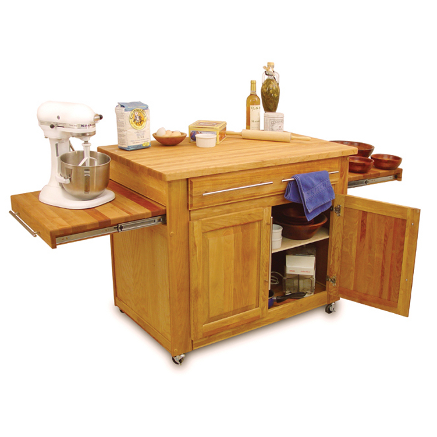 Catskill Empire Portable Workcenter Kitchen Island Model 1480