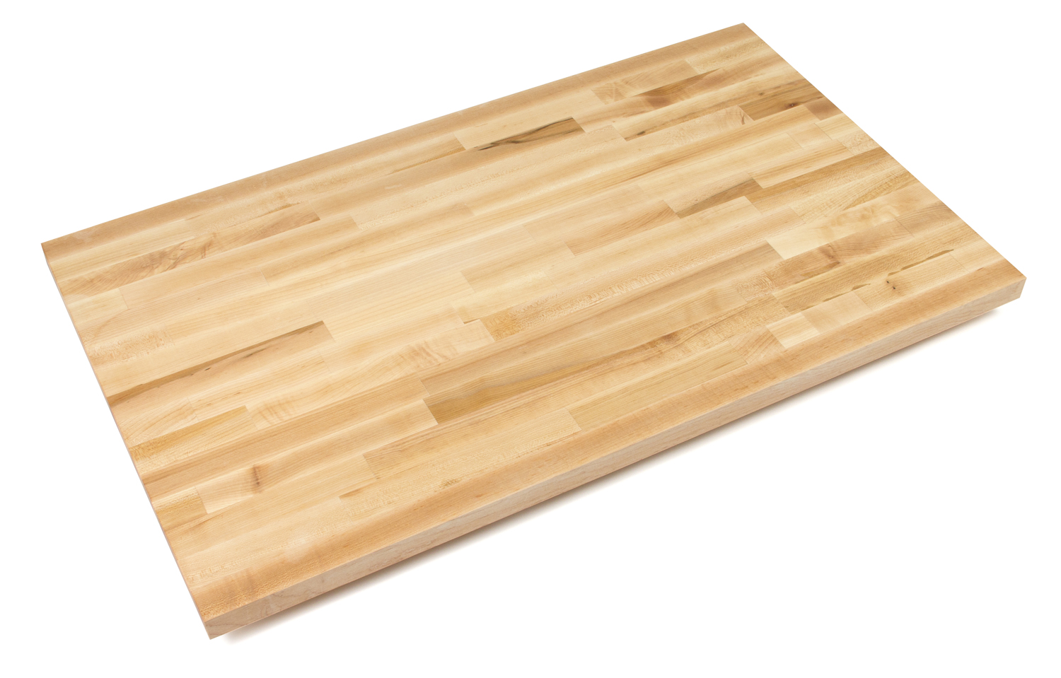 1.5 inch thick blended maple countertop 32 inches wide - John Boos