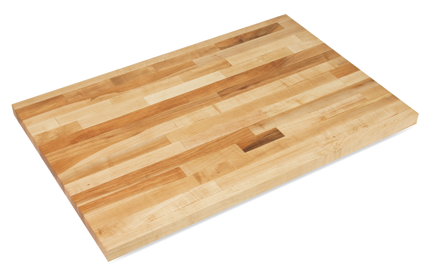 maple foodservice counters 1.5 inches thick