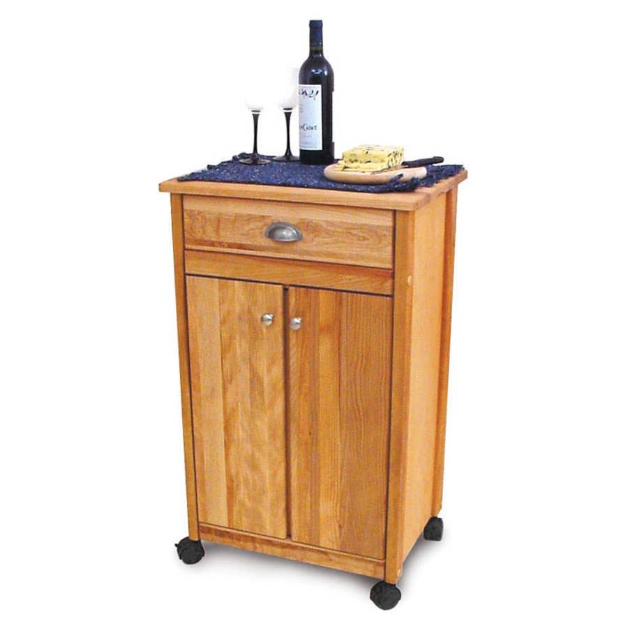 Economy Kitchen Cart Cuisine Cart Deluxe by Catskill