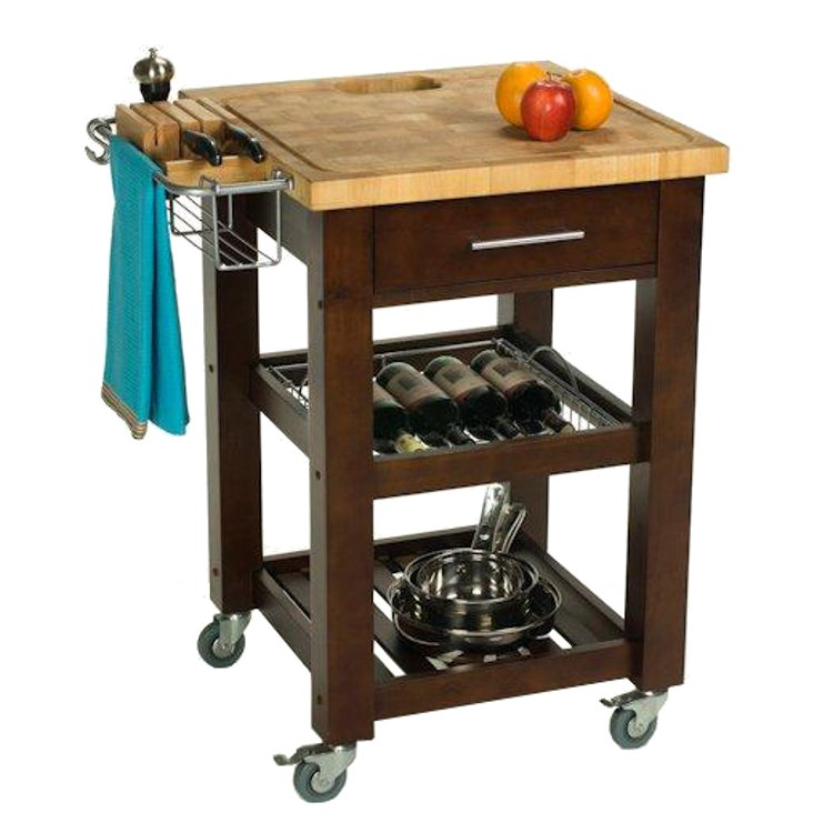 Best Buy Small Kitchen Cart