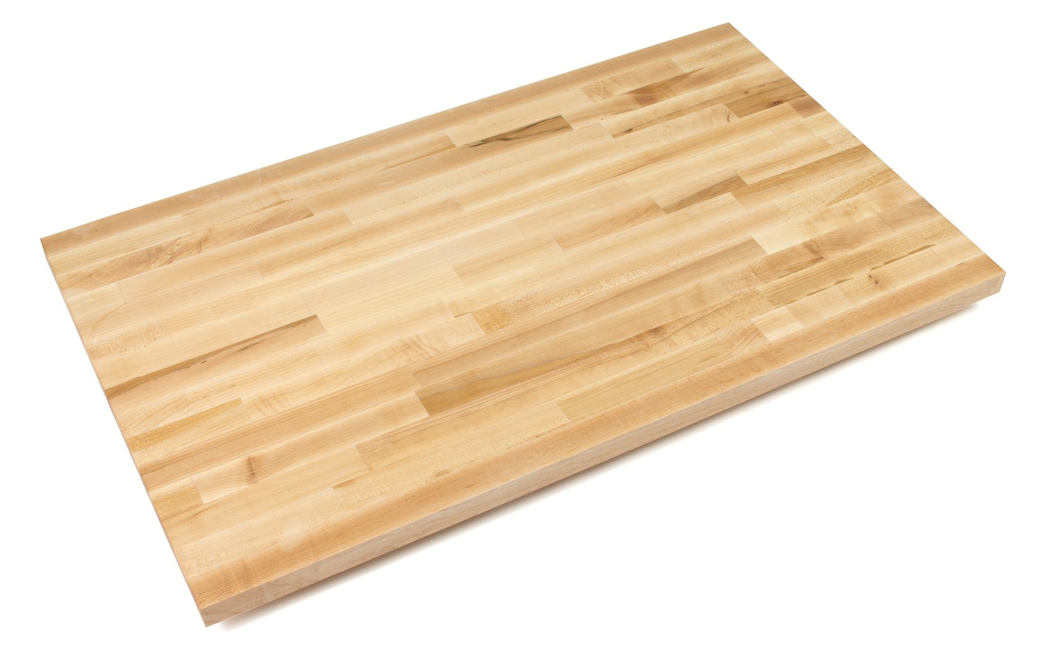 Boos Blended Maple Butcher Block Counter / Island Top Sample, 3
