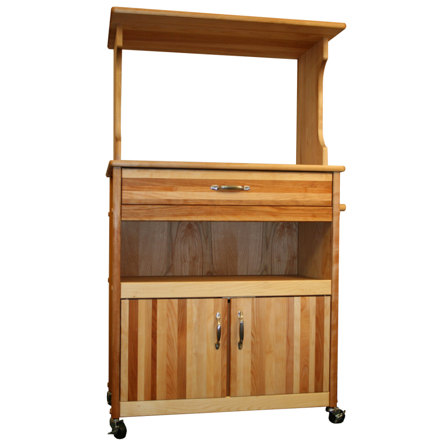 best microwave cart top selling microwave carts 13 kickin kitchens that rock open shelving brit co