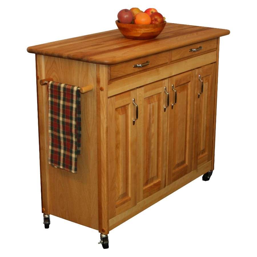 Catskill Model 54220 Mobile Kitchen Island