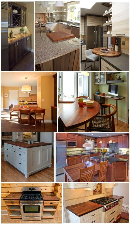 gallery of boos counter tops pictures images