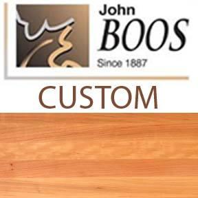 Boos Custom Countertop Price Quotes