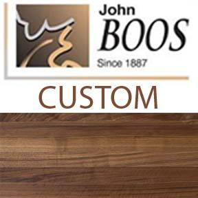 Boos Custom Countertop Price Quotes