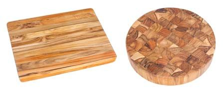 Teak Cutting Board Gifts