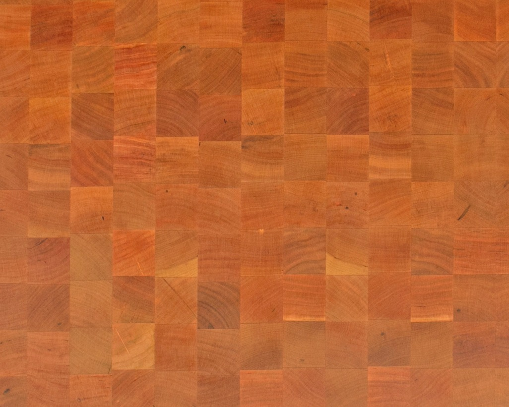 End Grain Cherry Countertops