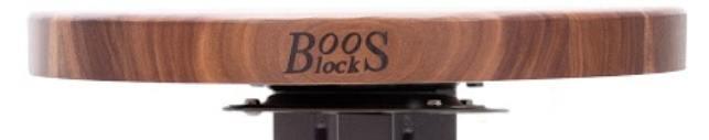John Boos Dining Stools