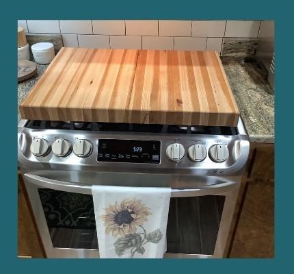 Hickory Custom Cutting Boards