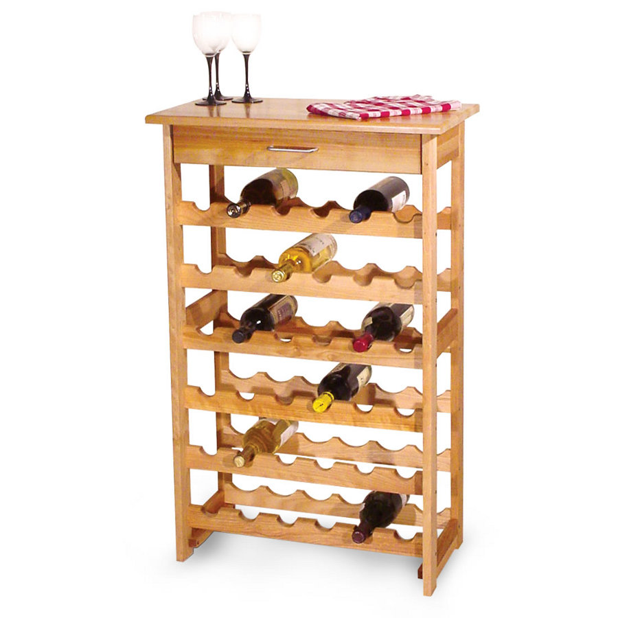 Catskill 36-Bottle Wine Rack 7237