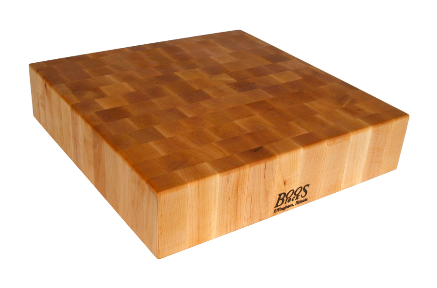 John boos heavy duty end grain cutting board