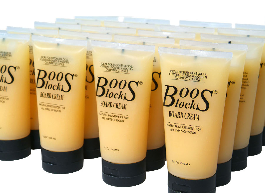 Boos Board Cream for Butcher Blocks & Cutting Boards BWC-12