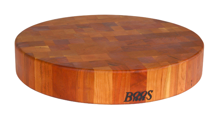 Boos Cherry Chinese Chopping Blocks - 15
