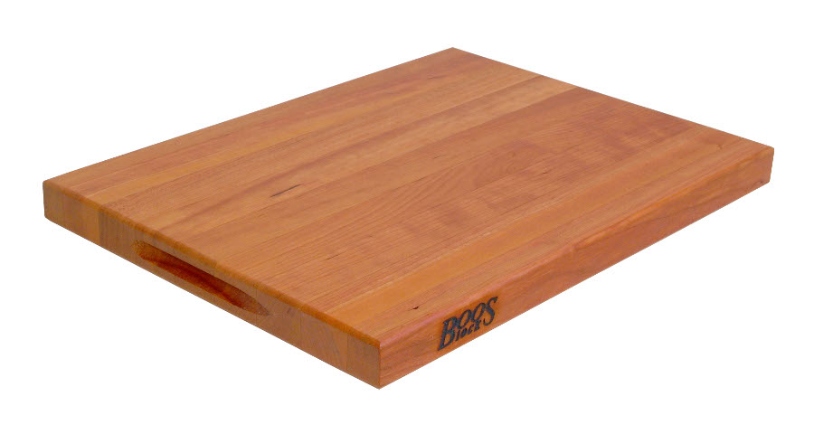 John Boos CHY-R03-6 Cherry Butcher Block Cutting  Board
