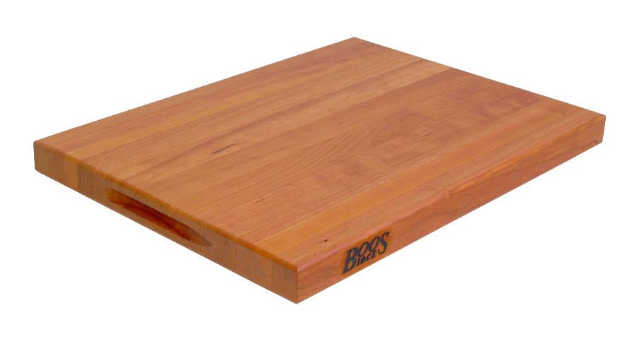 John Boos CHY-R03-6 Cherry Butcher Block Cutting  Board