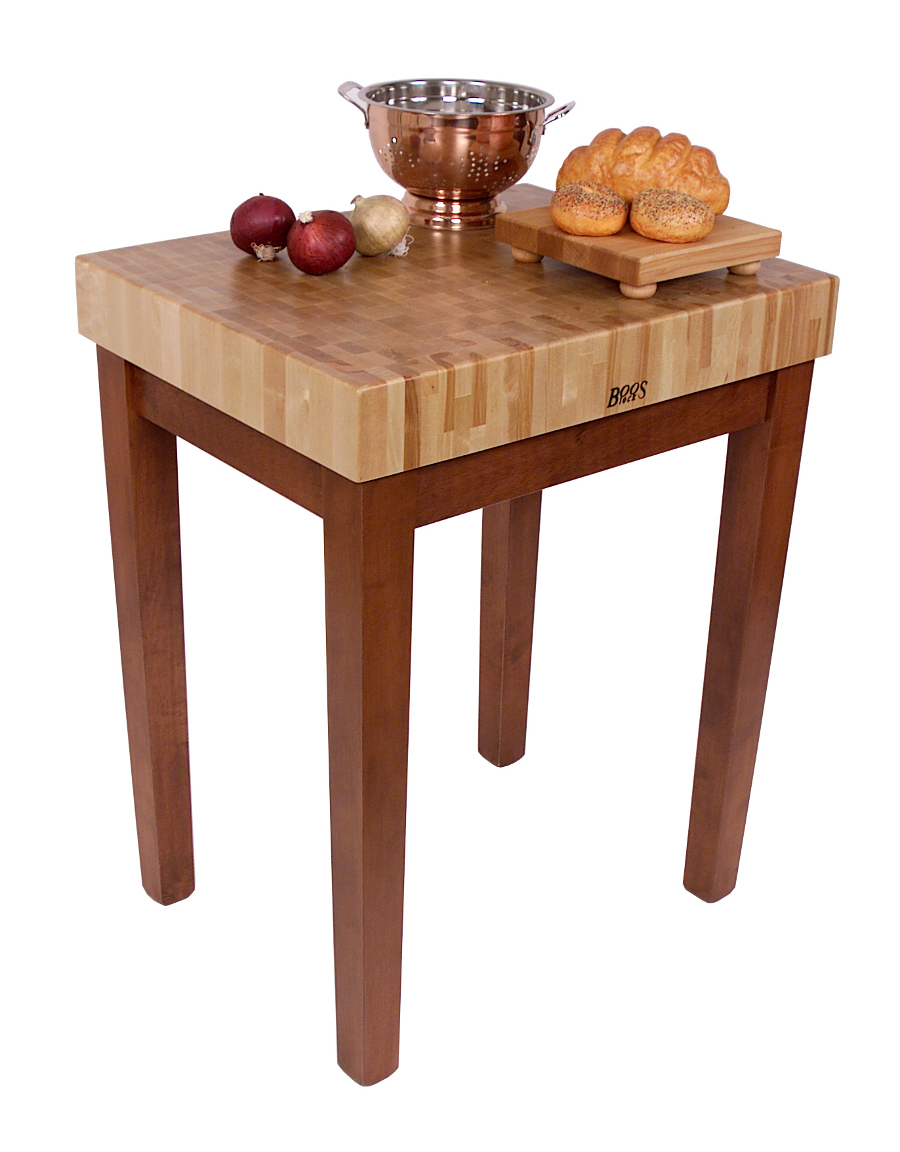 John Boos Chef's Block Butcher Block