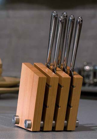 magnetic knife block artelegno 51 pisa