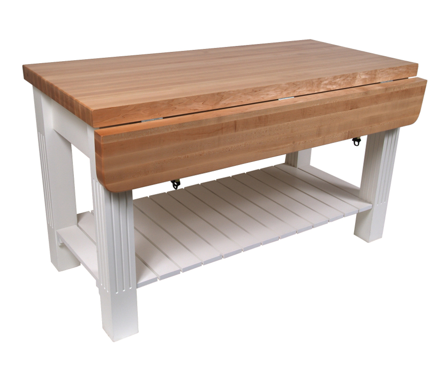 Grazzi Butcher Block Table by John Boos