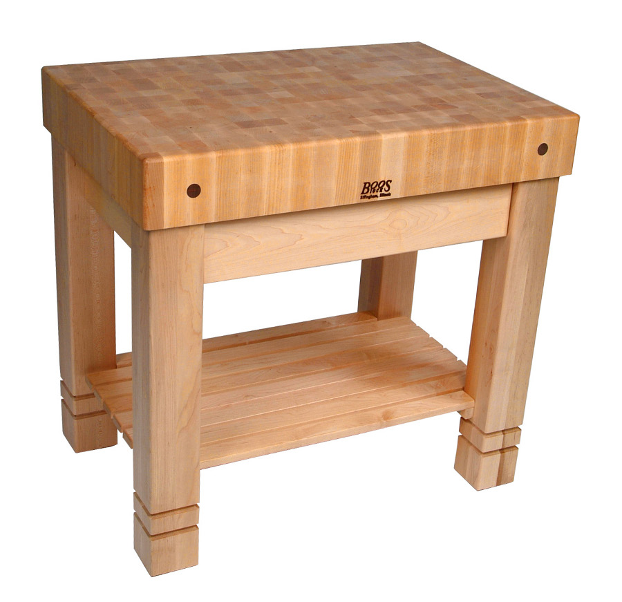 John Boos Maple Butcher Block HMST36245