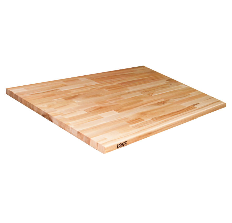 John Boos Blended Grain Maple Countertop 1.5 inch thick, 32 inches wide