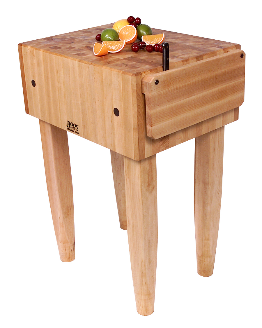 John Boos Maple Butcher Block PCA