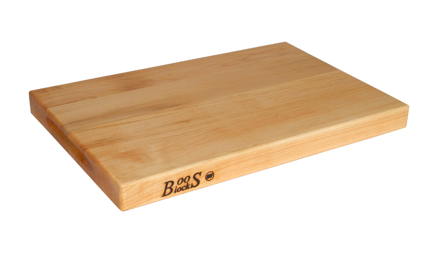 Boos reversible maple butcher block cutting board