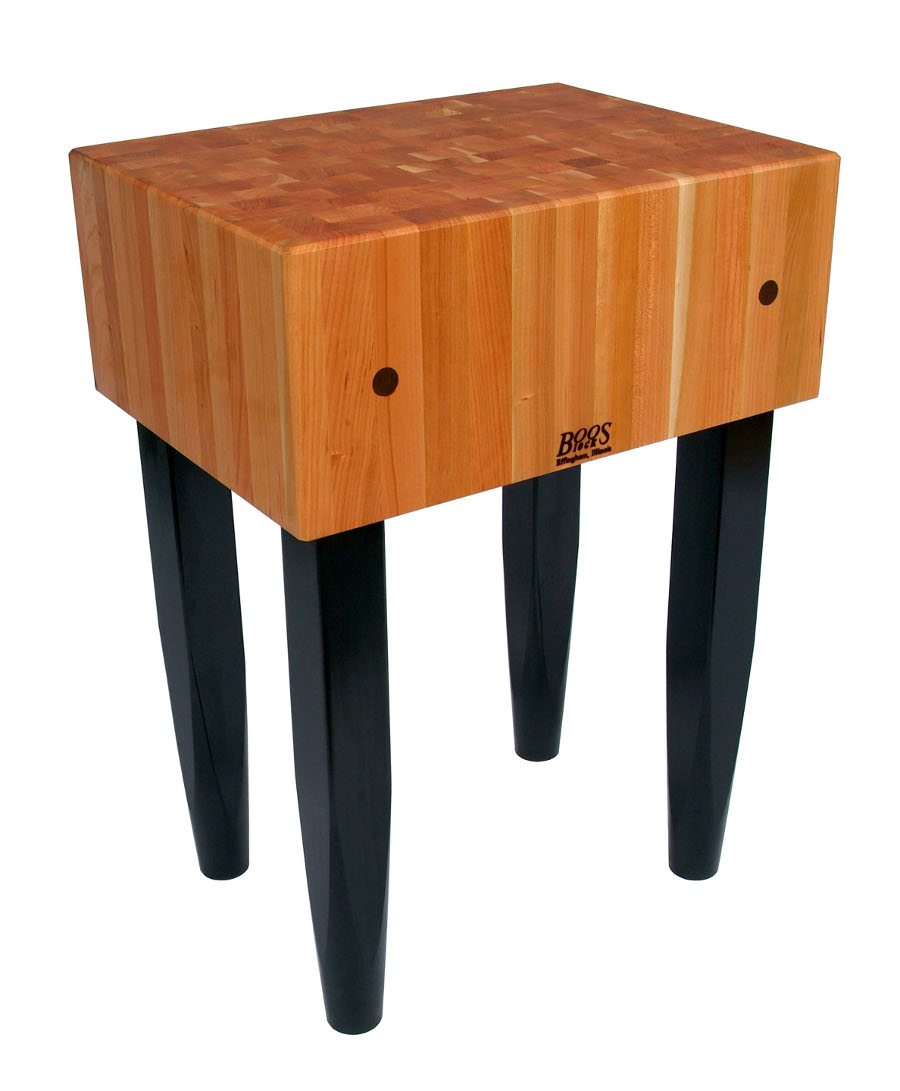 John Boos RN-LB Le Bloc Butcher Block Table