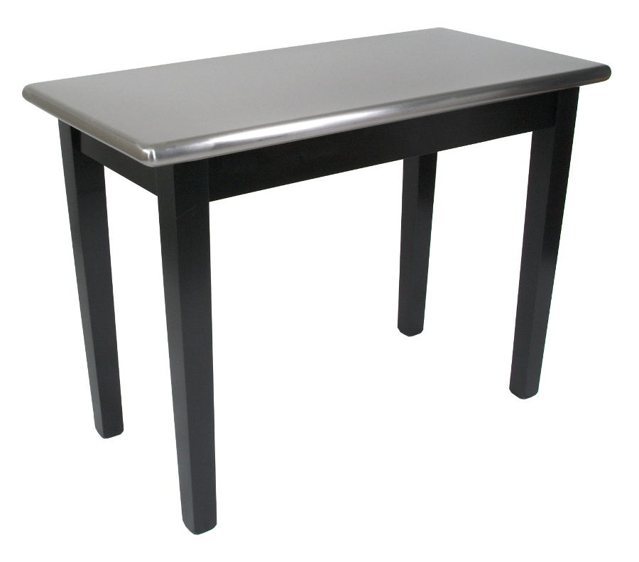John Boos Cucina Moderno Steel Top Kitchen Table