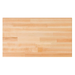 blended maple rectangular table tops