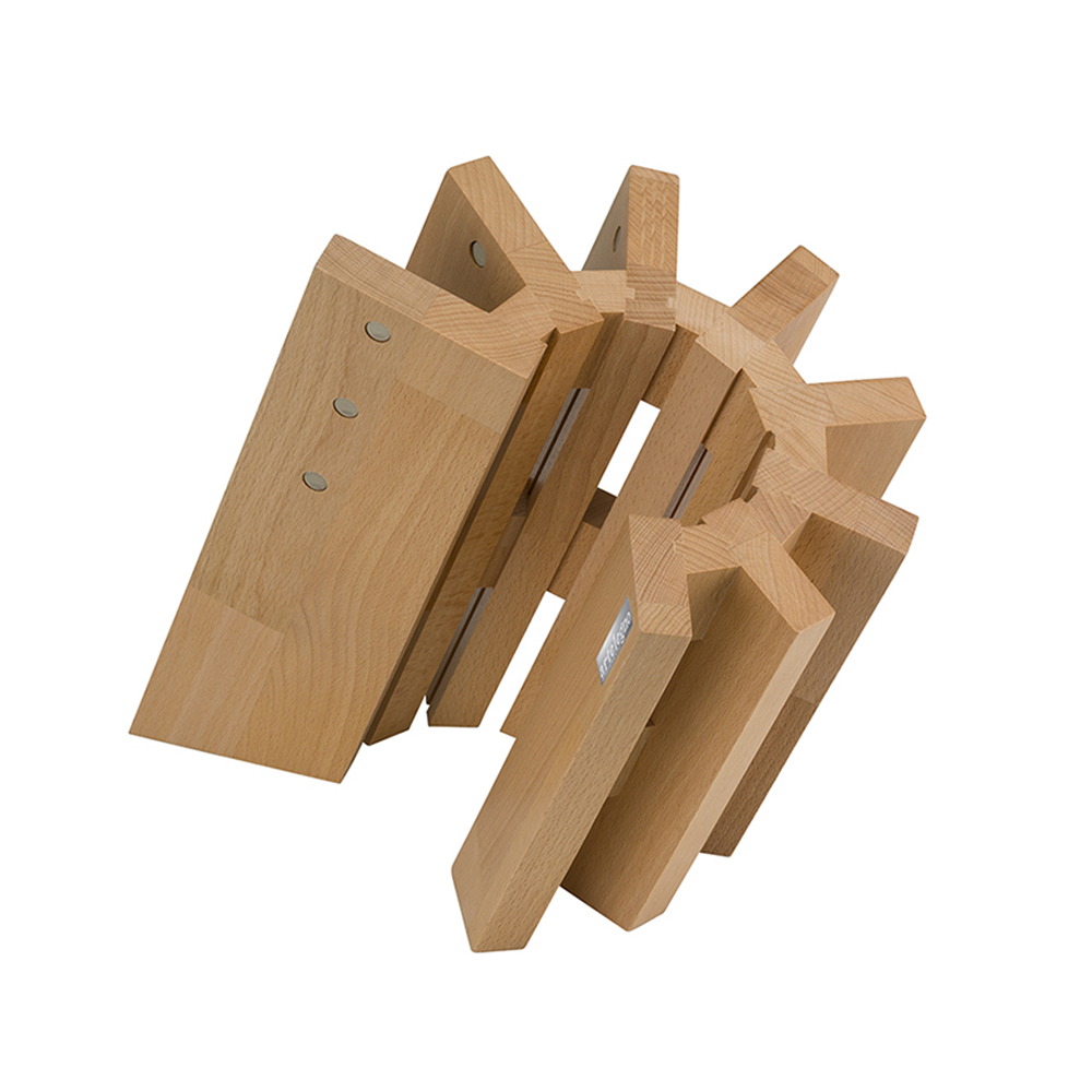Artelegno Pisa Magnetic Knife Block -