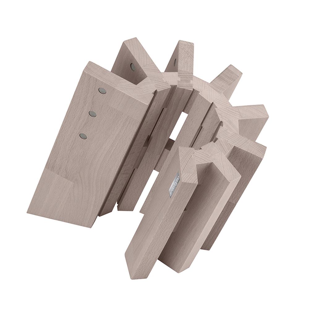 51 pisa magnetic knife block artelegno