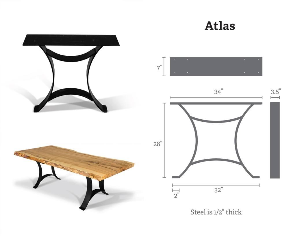 Atlas specs
