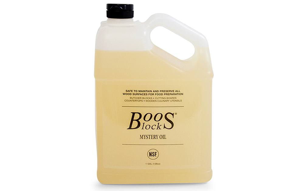 gallon size john boos mystery oil