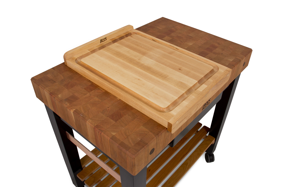 reversible maple kneading board by Boos