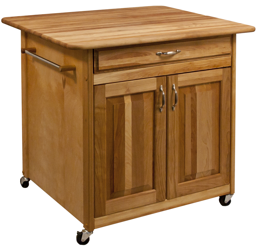 big work center island butcher block top 8 cu