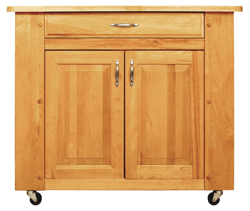 Catskill Work Center Cart With Lots Of Storage