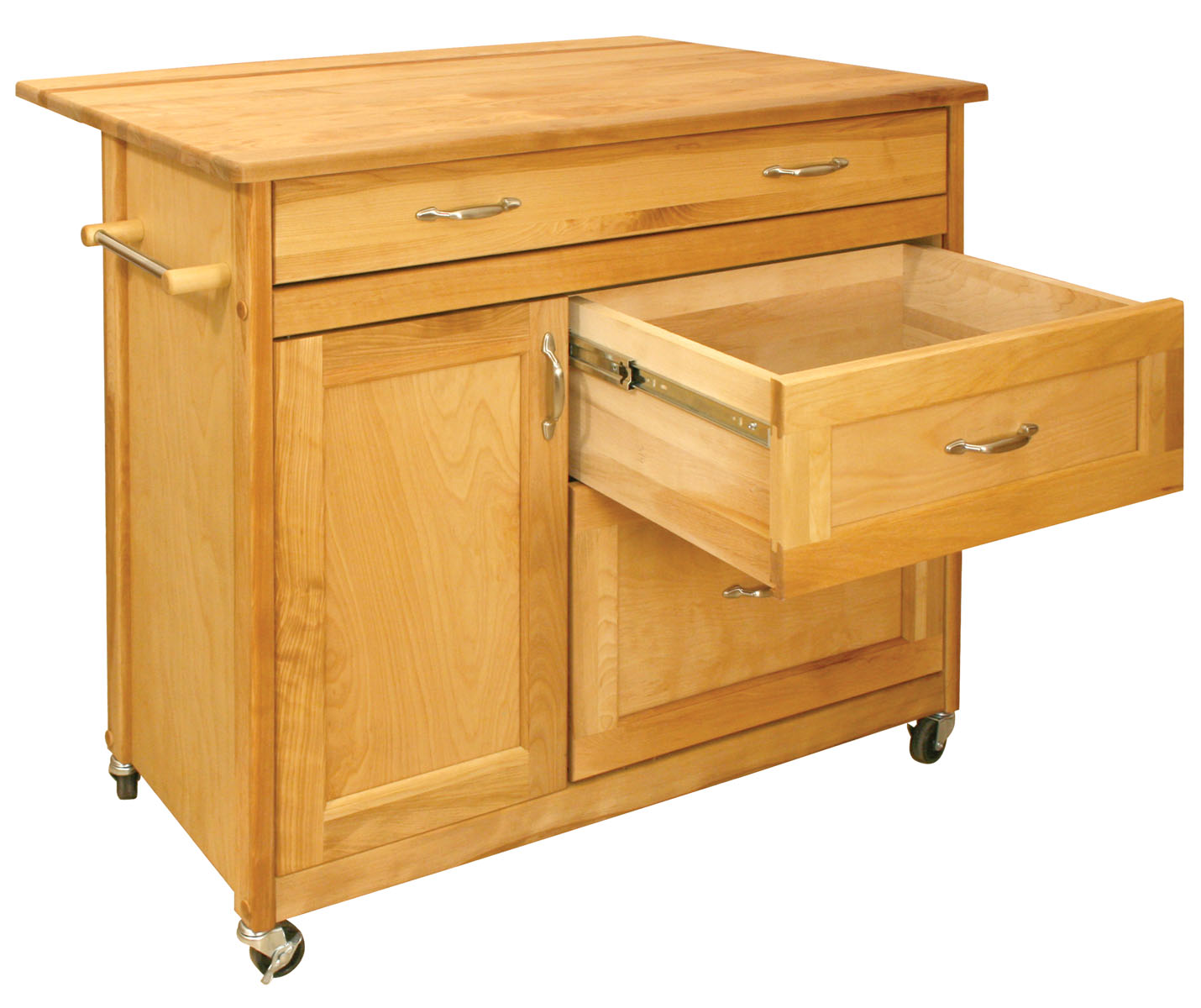 Catskill Mid-Sized Drawer Island - 40