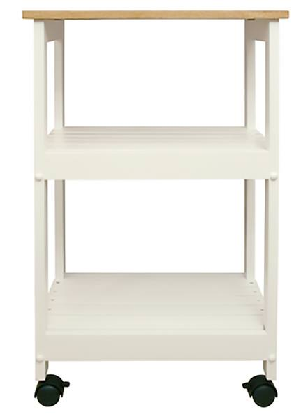 White Kitchen Trolley white kitchen trolley utility cart with shelves