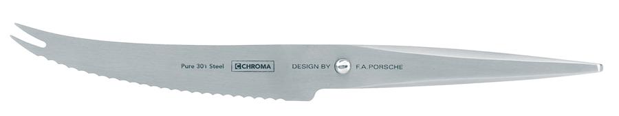 Chroma Type 301 Tomato Knife - 5