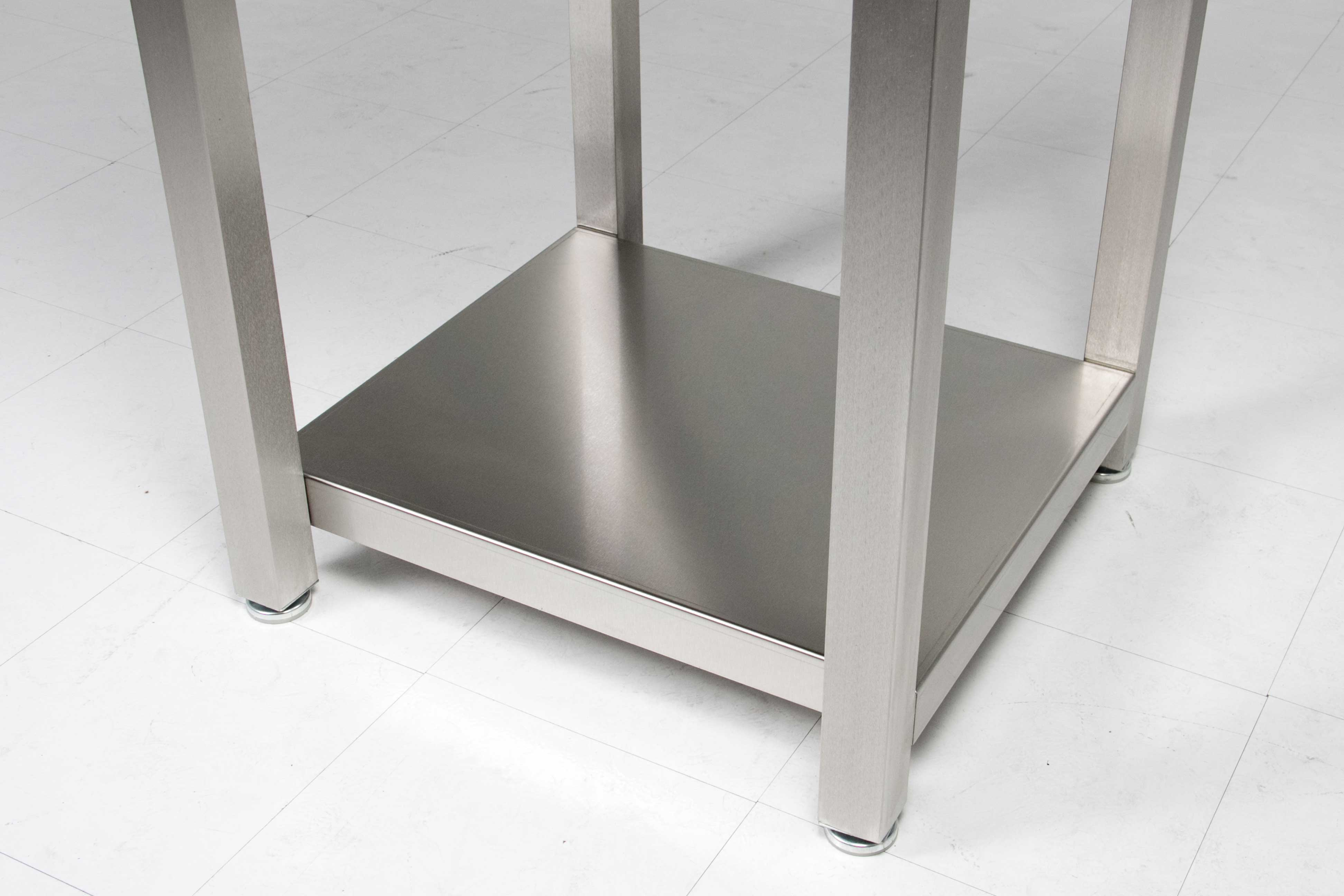 Stainless Steel Base for Cucina Laforza Butcher Block
