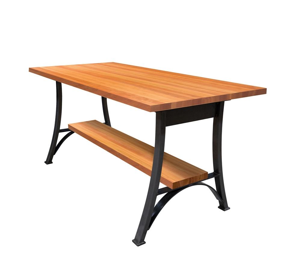 John Boos Cherry Bar-Height Dining Table - 42