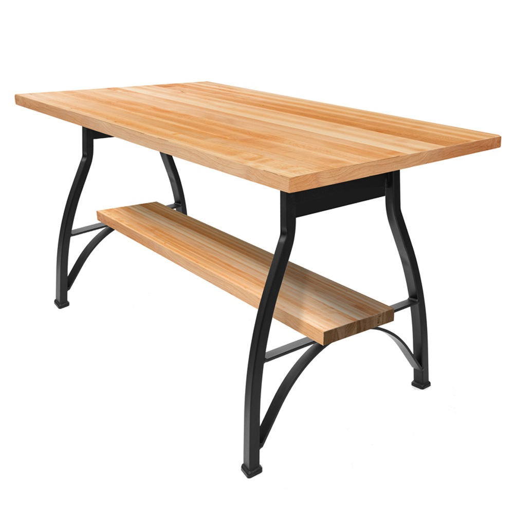 John Boos Maple Bar-Height Dining Table - 42