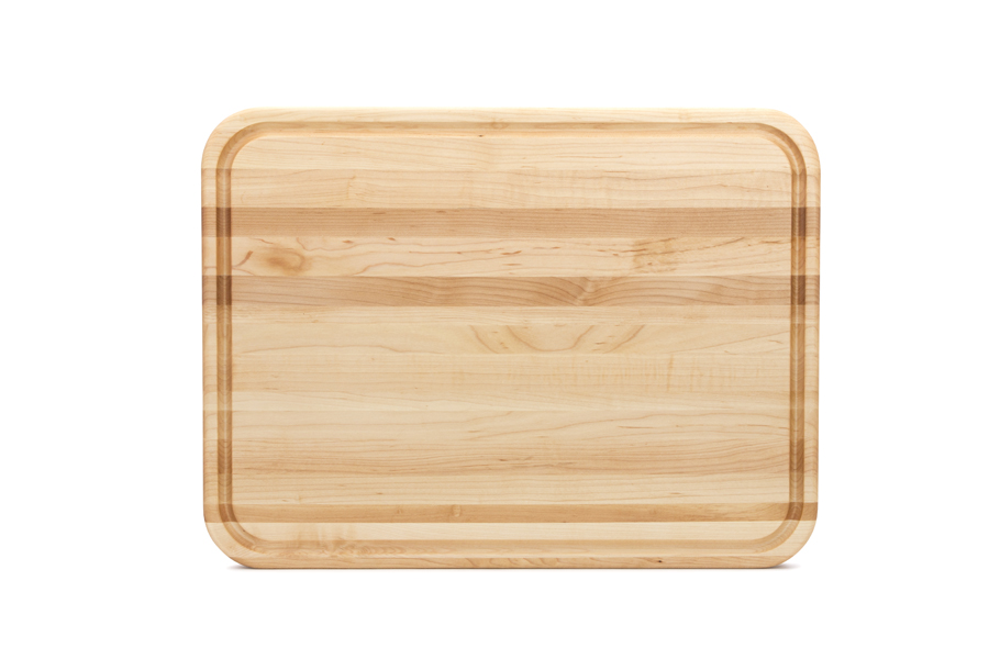 Maple Tenmoku cutting board by John Boos