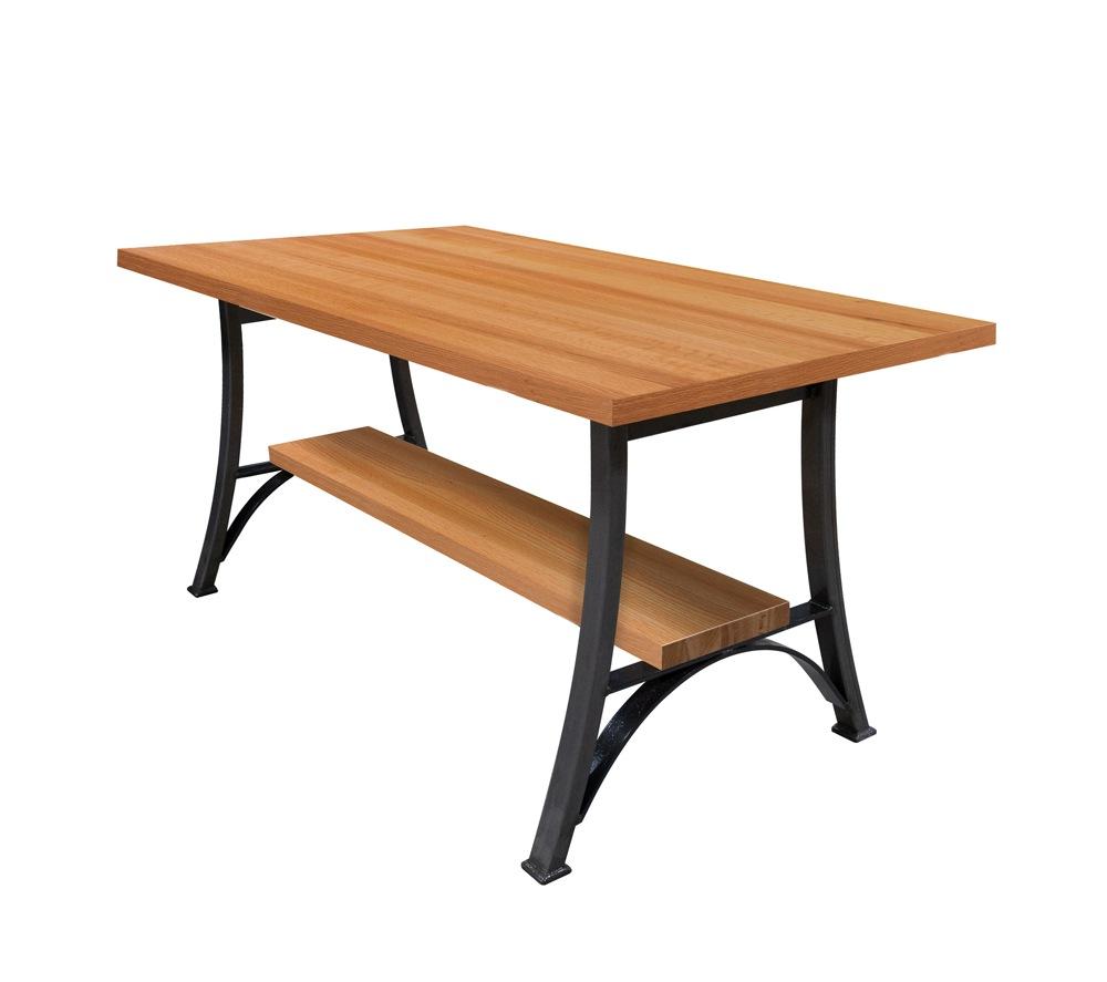 John Boos Oak Counter-Height Dining Table - 36